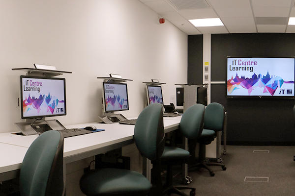 IT Learning Centre Ock room