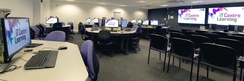 IT Learning Centre Evenlode room