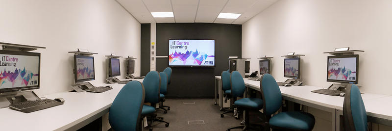 IT Learning Centre Ray room