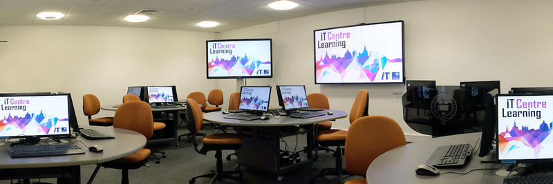 IT Learning Centre Windrush room